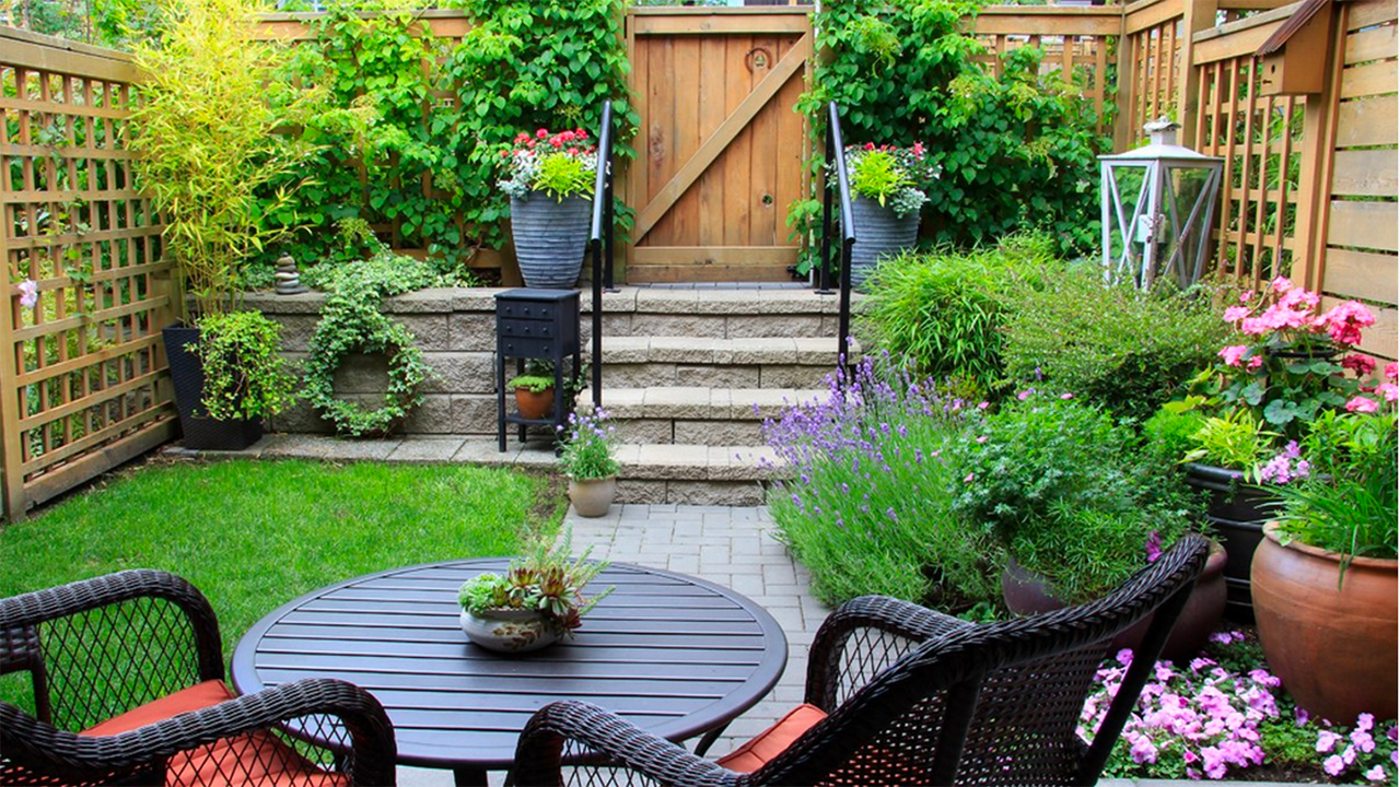 6 DIY Backyard Projects