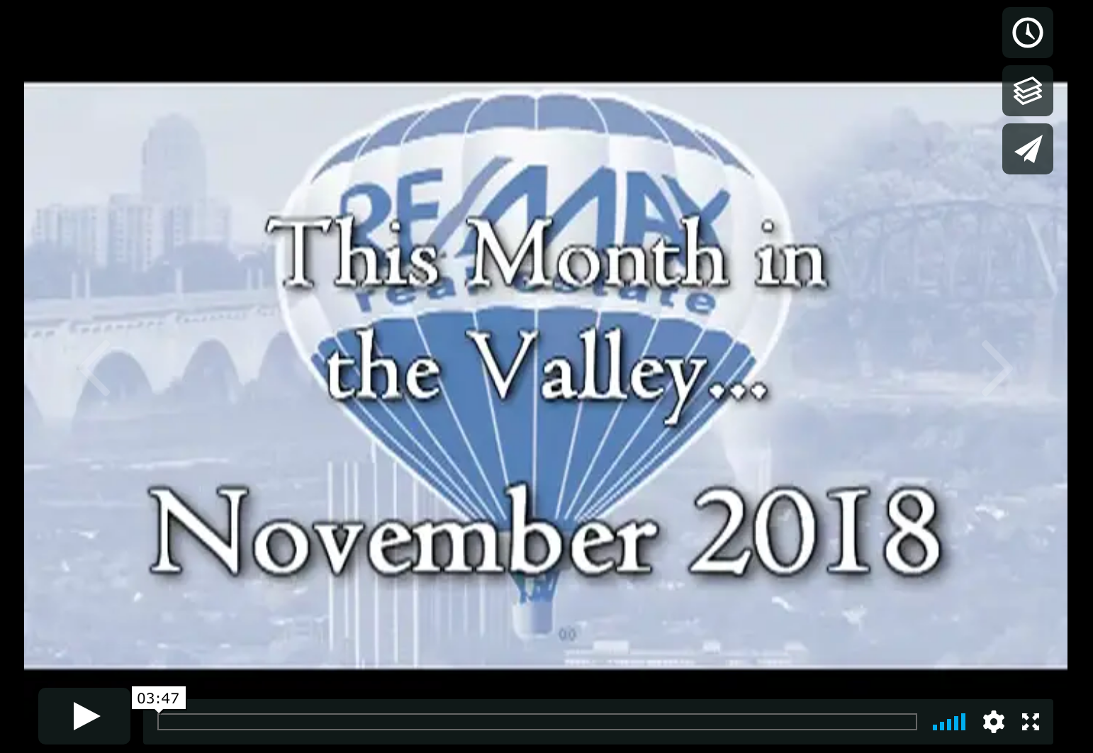 This Month in the Valley!
